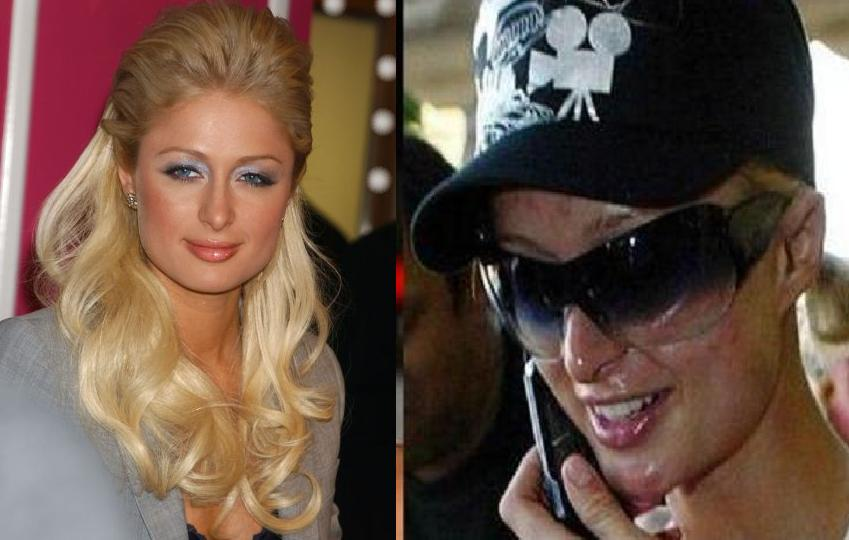 celebraties without makeup. The Last of the No-Makeup