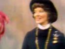 """Katherine Hepburn in """"Coco"""""""