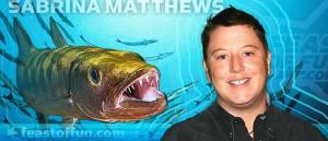 FOF #1017 - Sabrina Matthews' Underwater Adventure - 07.03.09