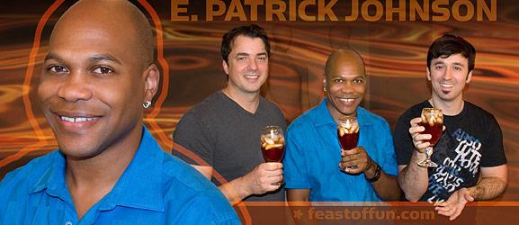 E. Patrick Johnson Interview