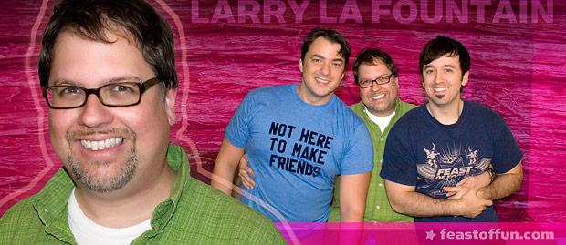 Larry La Fountain