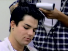 Behind the Scenes of Out 100's Photo shoot with Adam Lambert
