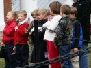10 Year Old Boy Refuses to Say Pledge Until 'Justice for All'