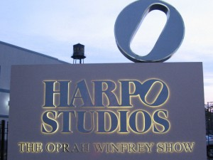 Oprah Is Leaving but Harpo Studios Is Staying