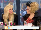 WATCH: Lady Gaga and Cyndi Lauper Interview on The Today Show