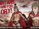 """The Official FULL Length """"300 Spartan Workout"""" Featuring Scott Herman"""