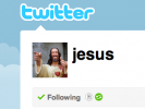 Follow Jesus and Follow His Death on Twitter
