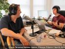 "Chicago Tribune: ""the Oprah of gay podcasting"""