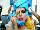 """Lady GaGa Performs """"Telephone"""" Live via Chat Roulette"""