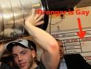 Blackhawks Caught Flaunting Their Homophobia