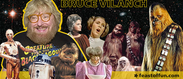 FOFA #1221 – Bruce Vilanch on the Star Wars Holiday Special - 12.02.15