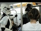 VIDEO: Epic Star Wars Showdown in the NYC Subway