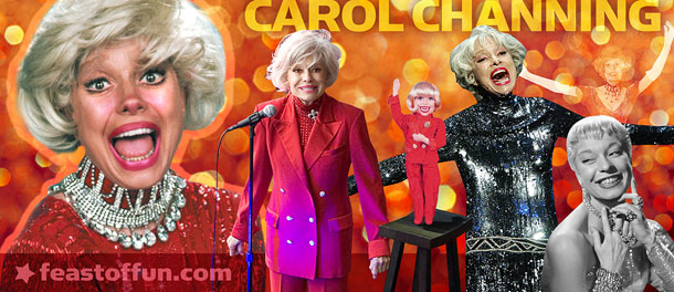 FOF #1228 - Hello Carol Channing [Classic Episode]