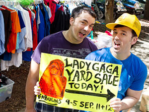 FOF #1251 - Lady Gaga Yard Sale - 09.13.10