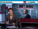 VIDEO: Rachel Maddow on DADT