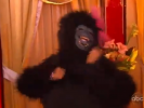 VIDEO: Bristol Palin in a Monkey Suit