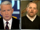 VIDEO: Anderson Cooper Accepts Clint McCance's Resignation