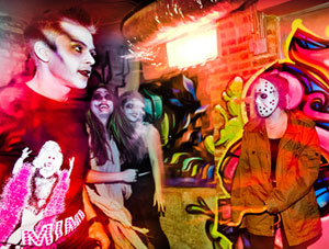 PHOTOS: Haunted Halsted 2010