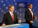 Kirk and Giannoulias in US Senate debate on ABC