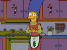 VIDEO: Simpsons Christmas Message