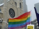 "Cardinal George Again Blasts ""Gay Marriage"""