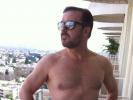 IMAGE: Ricky Gervais in Ellen's Panties