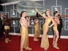 VIDEO: Gaga's Egg Entrance at the Grammys