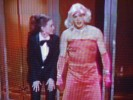 Underwhelming James Franco in drag at the Oscars