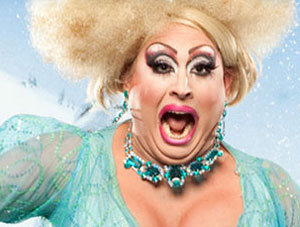 FOF #1326 - Mimi Imfurst Gets Carried Away on RuPaul's Drag Race - 02.09.11