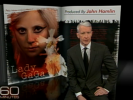 VIDEO: Lady Gaga with Anderson Cooper on 60 Minutes