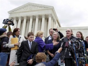 Supreme Court Rules in Favor of Westboro Baptist