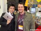 Shinya, the Amazing Japanese iPad Magician at SXSW