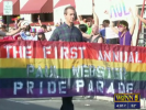 Video: Town Holds Pride Parade for Lone Gay Resident