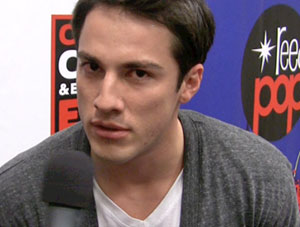 VIDEO: Michael Trevino from The Vampire Diaries Goes Woof