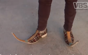VIDEO: Pointy Shoes