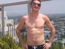 PHOTOS: Shirtless Pics of New Zealand Olympian Blake Skjellerup