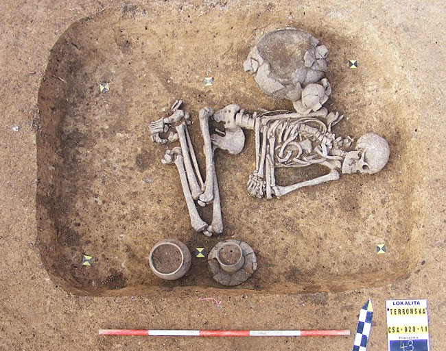 Археологи обнаружили останки самого древнего гея на планете - NewsUkraine У