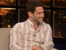 VIDEO: Justin Bartha Talks to Cheslea Handler About Matthew McConaughey's Beautiful Balls