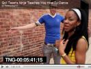Go! Team'S Ninja Teaches You How to Dance