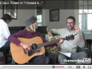 VIDEO: Jill Sobule Helps Zack Rosen Kiss a Boy and Sing About It