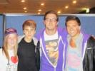 Blake Skjellerup Defends Justin Bieber