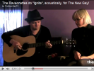 The Raveonettes Go Acoustic for TNG