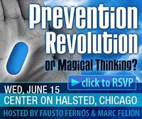 HIV Prevention Revolution Forum at Center on Halsted