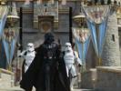 VIDEO: Darth Vader at Disneyland