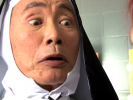 VIDEO: George Takei Looks for New Work in Drag