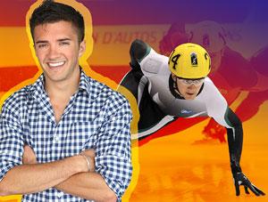 FOF #1398 - Inside the Olympic Village with Gay Skater Blake Skjellerup - 06.17.11