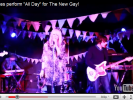 "VIDEO: The Concretes Perform ""All Day"" for a Few Minutes"