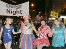 """Queer the Night"" Rally in New Zealand's Capital"
