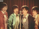 VIDEO: Lesbian Bieber Lookalikes in a Barbershop Quartet