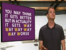 "VIDEO: Tosh 2.0 Does an ""It Gets Better"" Parody"